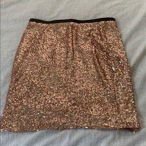 Dresses & Skirts - Pink sequins skirt